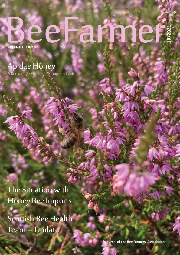 Bee Farmer magazine